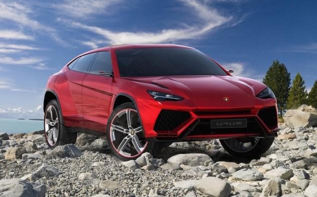 Top 10 cars 2020 Lamborghini-Urus-concept1