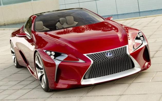 Lexus-LF-LC-concept car