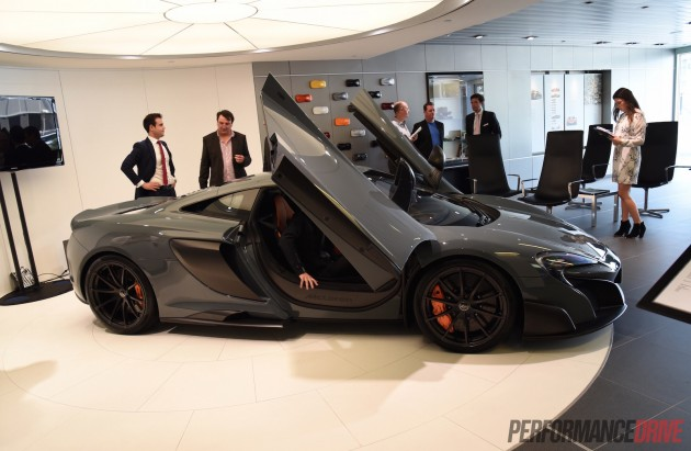 McLaren 675LT-Sydney