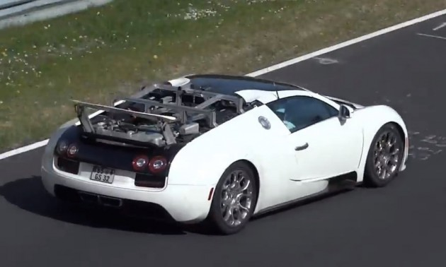Top 10 cars 2020 New-Bugatti-Veyron-prototype