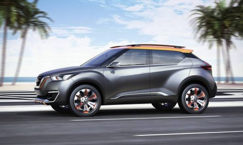 Next Nissan Z car after 370Z to be an SUV?