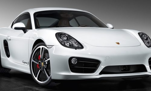 Porsche Exclusive works its magic on Cayman S