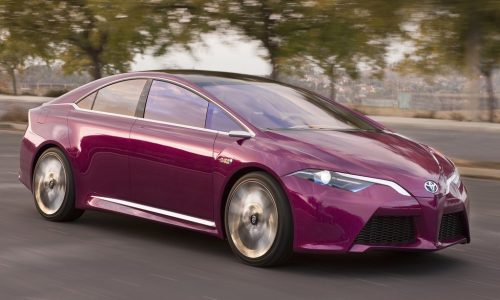 All-new 2016 Toyota Prius to be revealed September 8