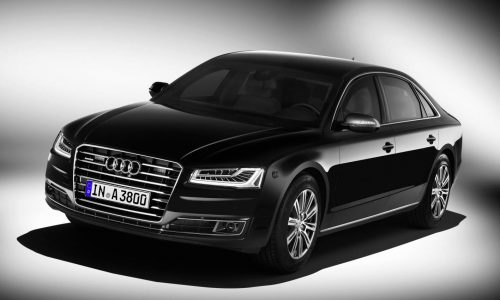 "2015 Audi A8 L security revealed, ""most secure Audi ever"""