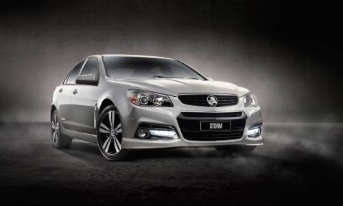 2016 Holden VF Commodore Series II to debut September 13