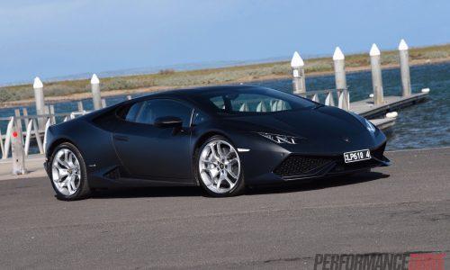 Lamborghini Huracan LP610-4 review (video)