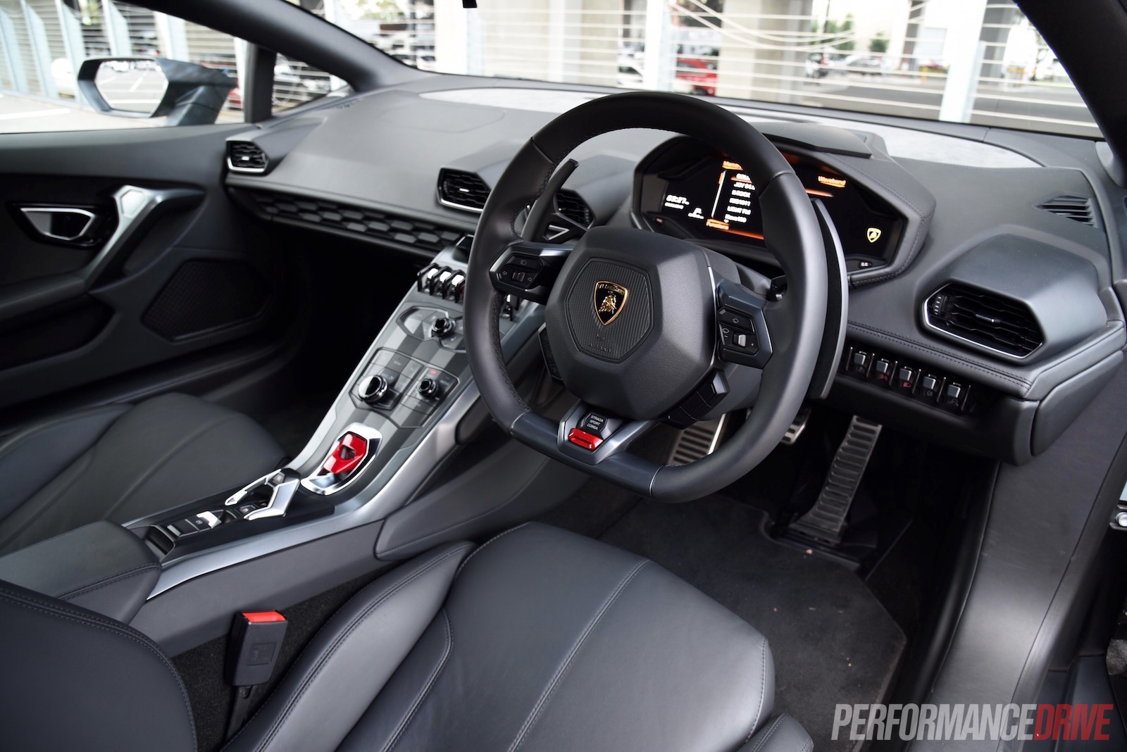 Lamborghini Huracan Lp610 4 Review Video Performancedrive