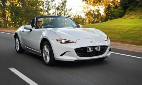 Australian vehicle sales for August 2015 – MX-5 off to great start