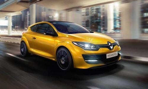 2015 Renault Megane R.S. 275 Cup Premium on sale in Australia
