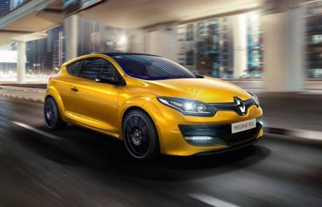 2015 Renault Megane RS 275 Cup Premium