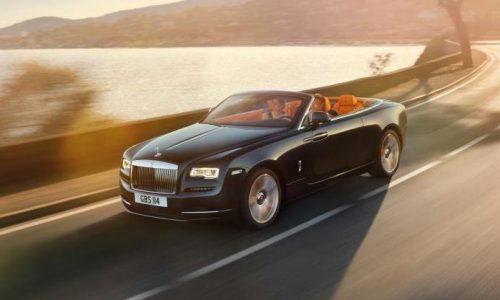 "2015 Rolls-Royce Dawn revealed, ""sexiest Rolls-Royce ever"""