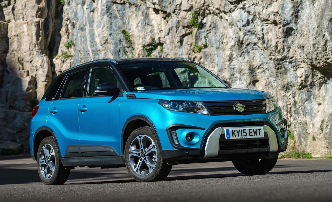 2015 Suzuki Vitara On Sale In Australia From 21 990