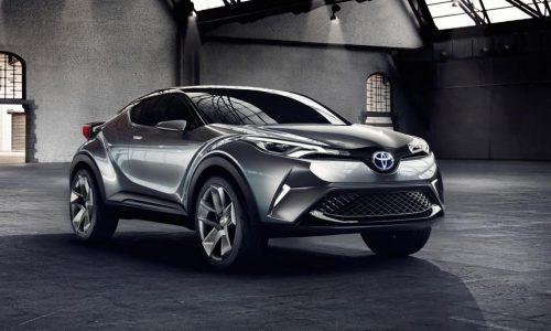"Toyota C-HR concept nearer to production, on Australia ""wish list"""