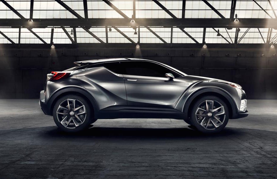 Toyota C-HR concept nearer to production, on Australia ...