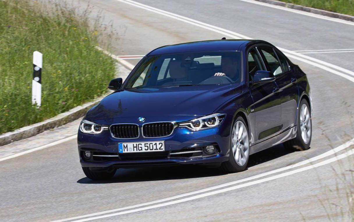 Bmw 320i 2018 >> 2016 BMW 3 Series on sale in Australia from $54,900 | PerformanceDrive