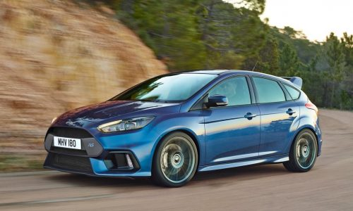 New Ford Focus RS does 0-100km/h in 4.7 seconds (video)