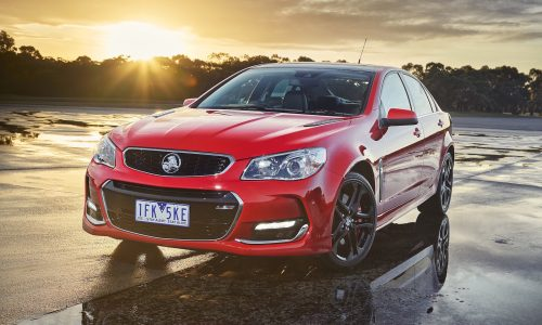 2016 Holden Commodore VF Series II unveiled, 304kW LS3 confirmed