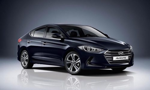 2016 Hyundai Elantra revealed in Korean 'Avante' form