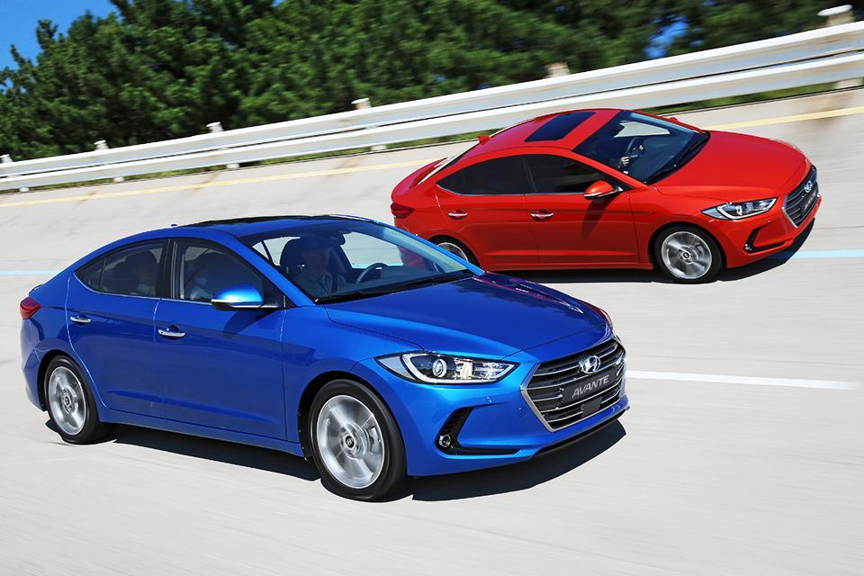 2016 Hyundai Elantra Revealed In Korean Avante Form