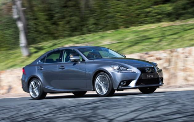 2016 Lexus IS 200t Sports Luxury