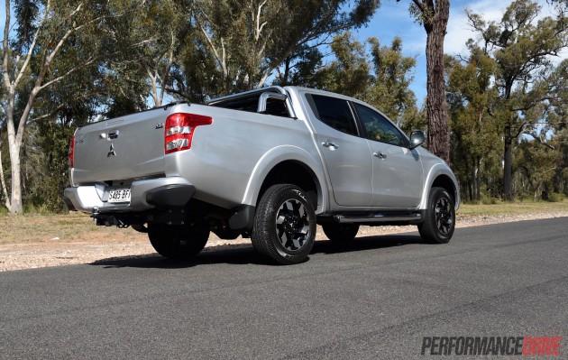 2016 Mitsubishi Triton Exceed-Australia