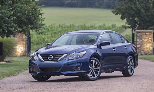 US-spec 2016 Nissan Altima revealed