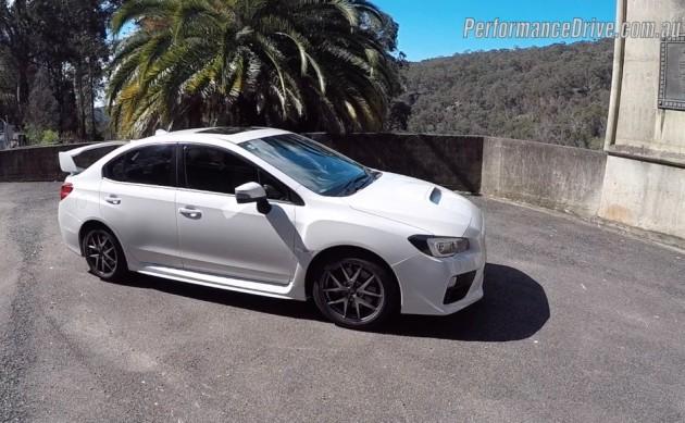 2016 Subaru WRX STI POV review
