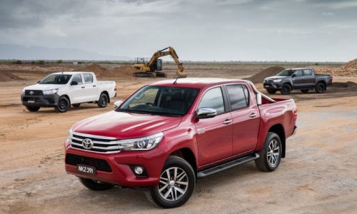 2016 Toyota HiLux on sale in Australia priced from $20,990
