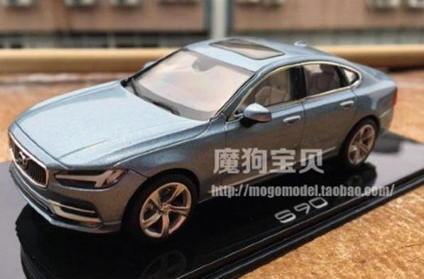 2016-Volvo-S90 scale model
