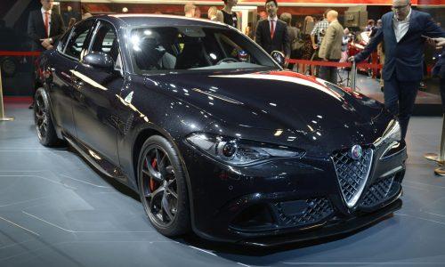 Alfa Romeo Giulia QV; world's fastest production sedan at Nurburgring