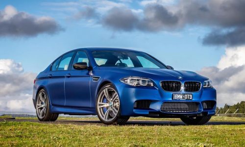 BMW M5 Pure edition on sale in Australia from $185,000
