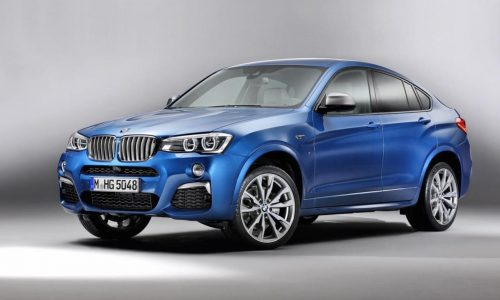 BMW M Performance working on X4 'M40i' – UPDATE: confirmed