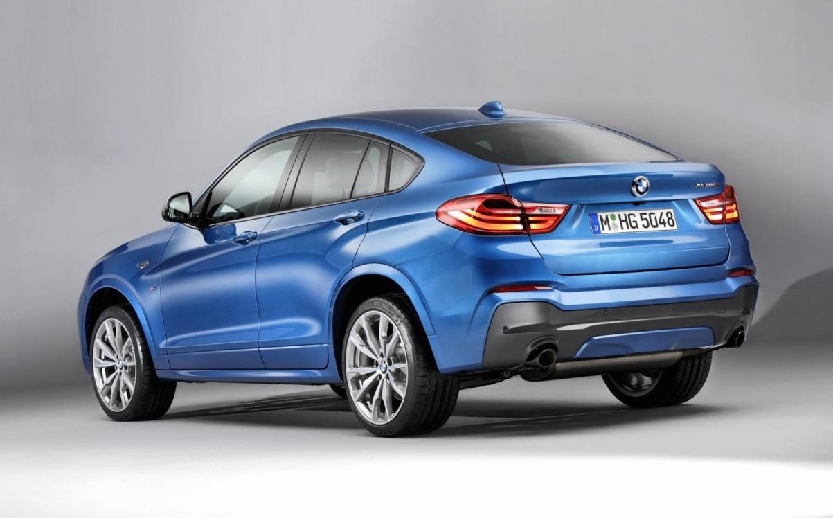 Bmw M Performance Working On X4 M40i Update Confirmed