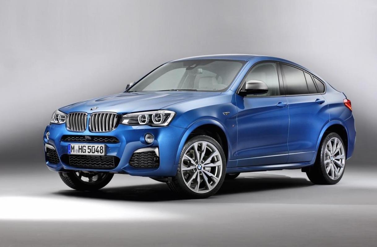 BMW M Performance working on X4 'M40i' - UPDATE: confirmed | PerformanceDrive