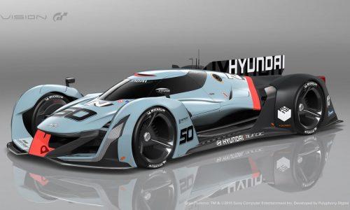 Hyundai N Vision Gran Turismo concept debuts at Frankfurt