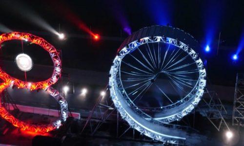 Video: Jaguar F-PACE performs record-breaking loop-the-loop