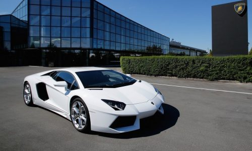 Lamborghini on track to post another record year in sales