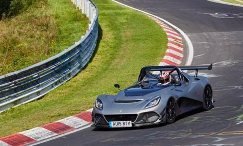 """Lotus 3-Eleven could post """"fastest ever"""" lap around Nurburgring"""