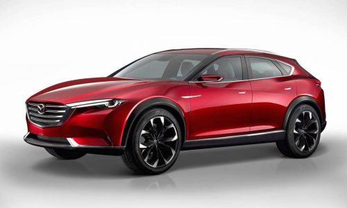 Mazda KOERU concept shows future CX-5, CX-9 design