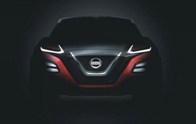 Nissan Gripz concept-preview