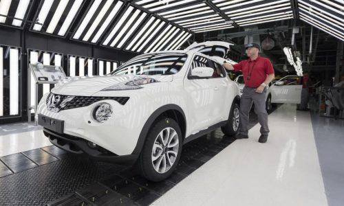 Next-gen Nissan Juke confirmed, will use new CMF-B platform
