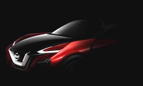 Nissan previews new crossover concept, debuts at Frankfurt