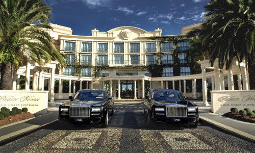Bespoke Rolls-Royce Phantoms created for Palazzo Versace Gold Coast