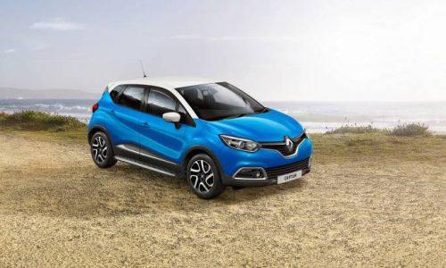 Renault Clio & Captur Expression+ special editions announced