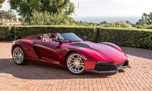 Rezvani BEAST Speedster announced as more practical option