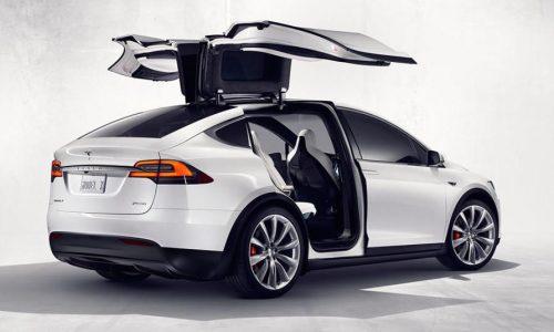Tesla Model X revealed via online configurator, 560kW confirmed