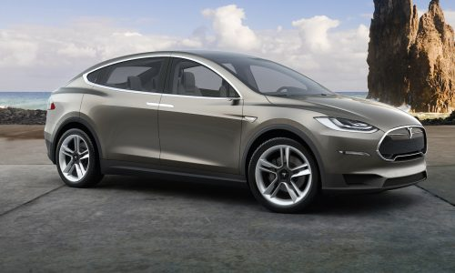 Tesla Model X SUV arrives September 29, in Australia late 2016