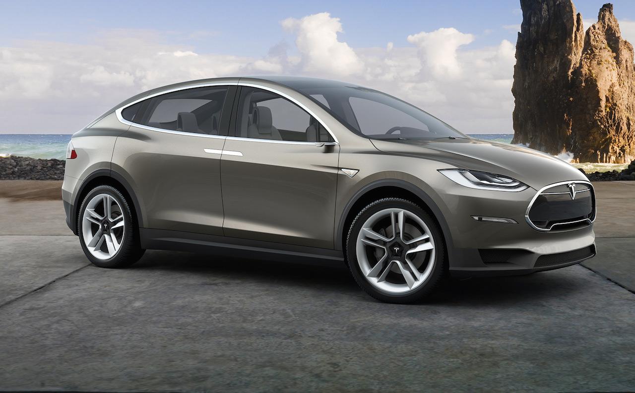 Tesla Model X Suv Arrives September 29 In Australia Late 2016 Performancedrive