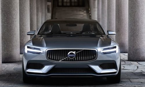 New Volvo S90 to debut at Detroit show in January – report