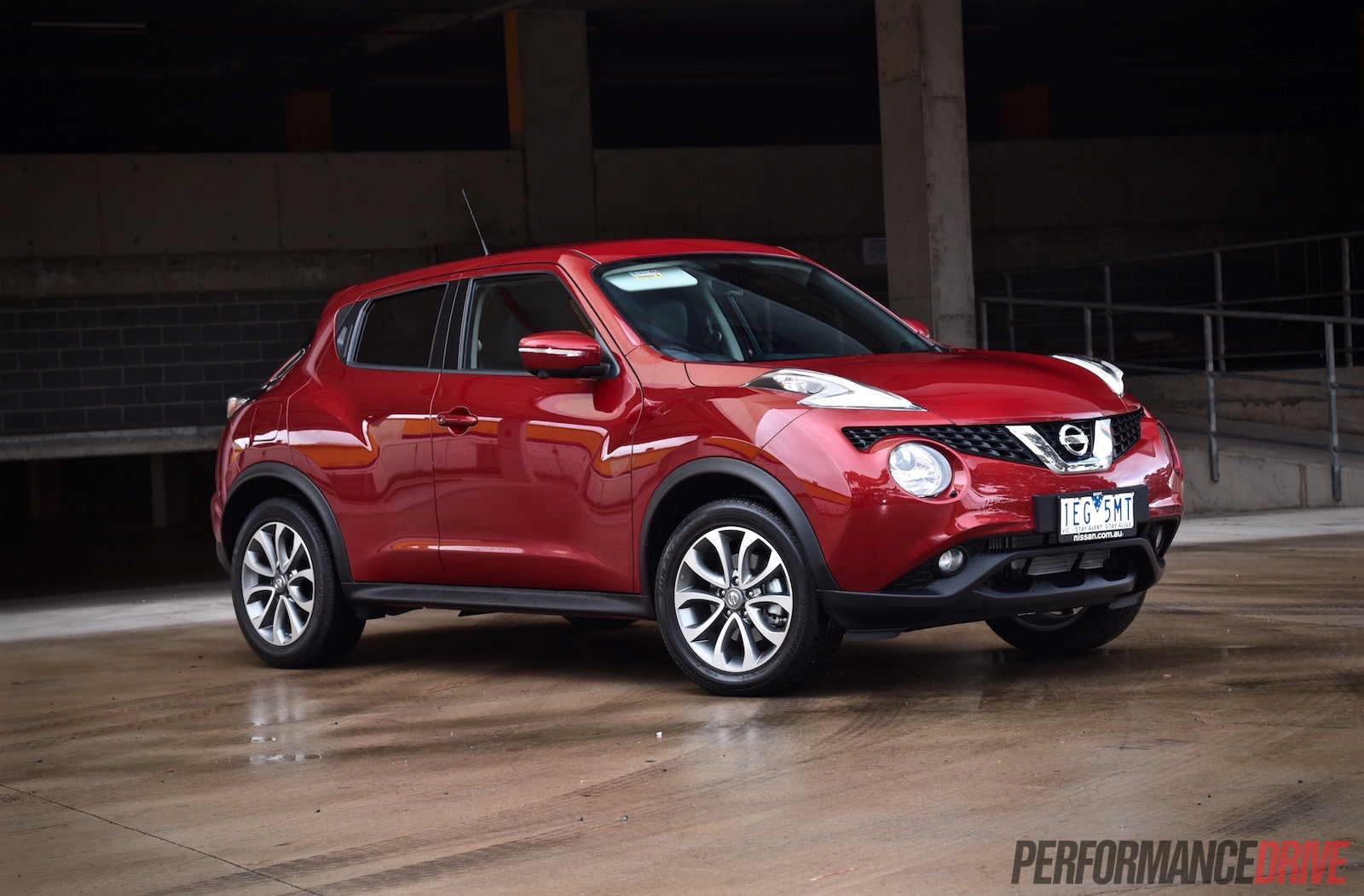 Nissan juke ti s review